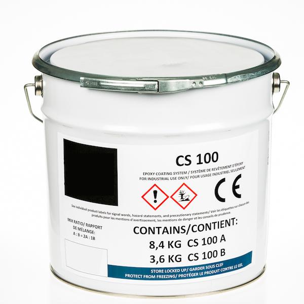 Effacer standard résine époxy – CS 100