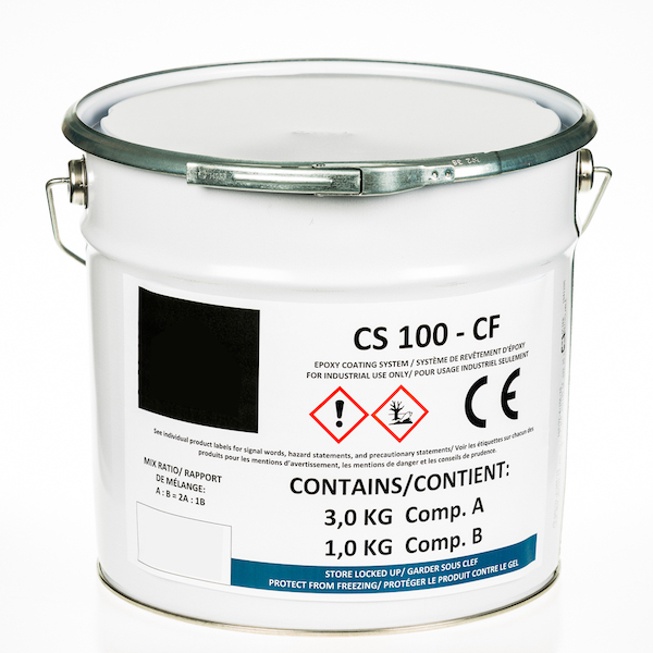 Époxy 2 composants Crack Filler – Effacer