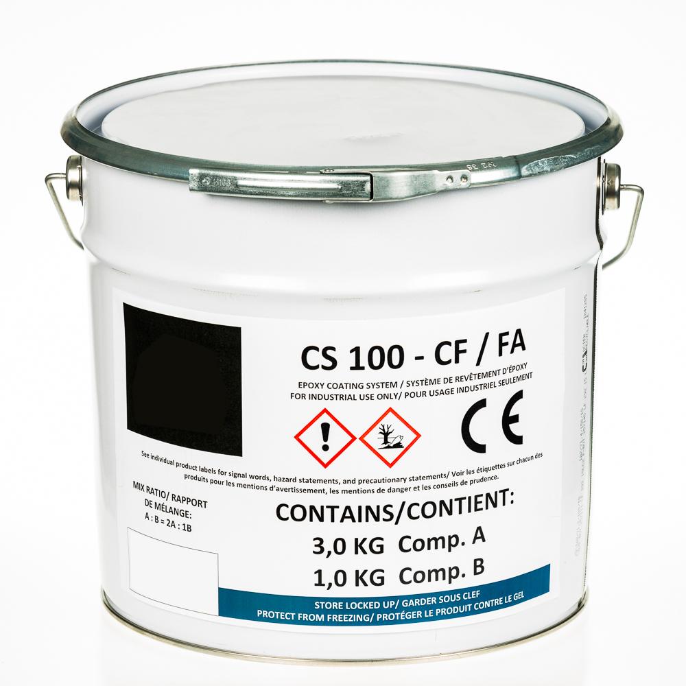 Époxy 2 composants Crack Filler -Fast Cure