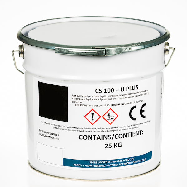 Durcissement rapide polyuréthane CS 100 UPlus