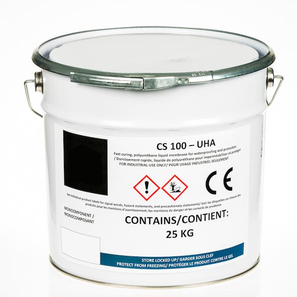 Durcissement rapide polyuréthane CS 100 UHA